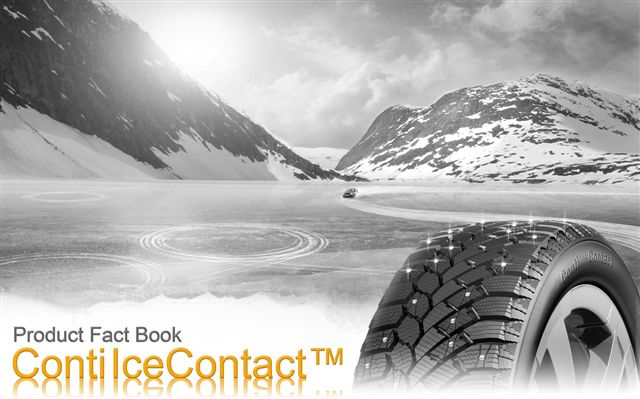 Continental IceContact Rehvid