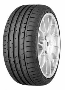 Billiga däck - ContiSportContact™ 3 245/40R18 93Y FR SSR