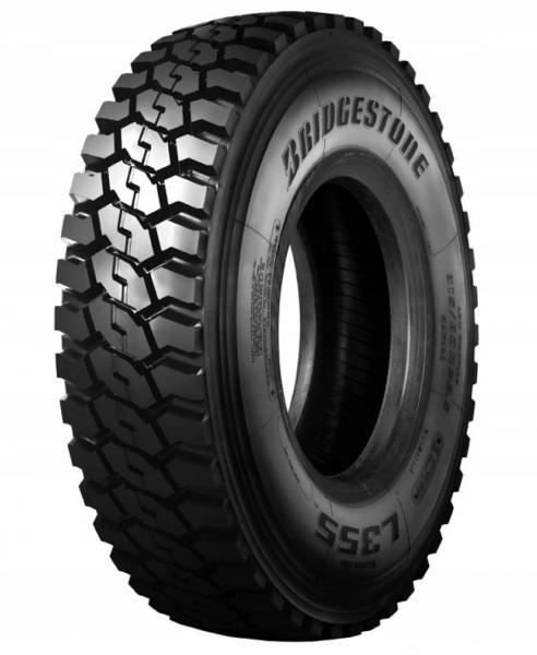Billiga däck - L355 EVO 315/80R22.5 158/156QS
