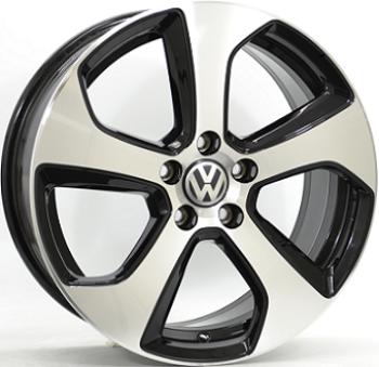Billiga fälgar online  - 7,5X18 VW AUSTIN 5/112 ET49 CH57,1 DEMO!!!