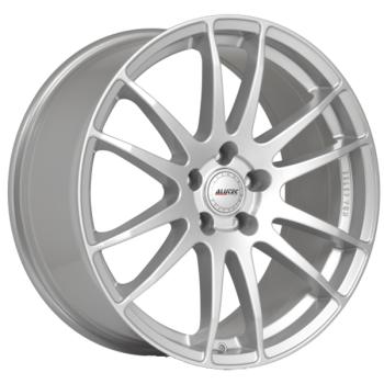 Billiga fälgar online  - 6,5X17 Alutec  Monstr silver 5/114,3 ET33 CH70
