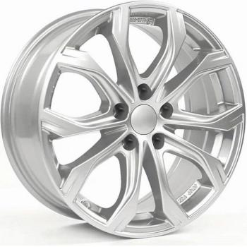 Billiga fälgar online  - 7,5X17 Alutec W10 Silver 16-17 5/112 ET28 CH66