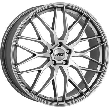 Billiga fälgar online  - 8X18 AEZ Crest Silver 5/112 ET35 CH70