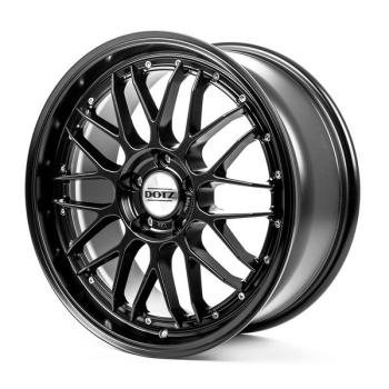 Billiga fälgar online  - 8,5X19 Dotz Revvo Black Edition 5/112 ET35 CH70
