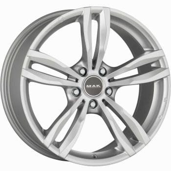 Billiga fälgar online  - 7,5X17 MAK Luft Silver 5/112 ET54 CH66