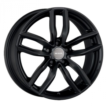 Billiga fälgar online  - 7,5X17 MAK Sarthe Mat Black 5/112 ET37 CH66