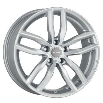 Billiga fälgar online  - 7,5X17 MAK Sarthe Silver 5/112 ET30 CH66