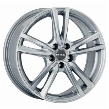 Billiga fälgar online  - 8X18 MAK Icona Silver 5/108 ET45 CH72