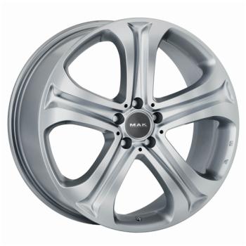 Billiga fälgar online  - 8,5X19 MAK Spitze Silver 5/112 ET35 CH66