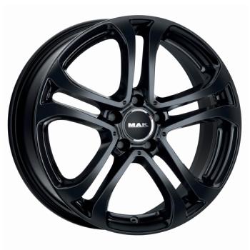 Billiga fälgar online  - 8X19 MAK Stuttgart Gloss Black 5/112 ET45 CH66