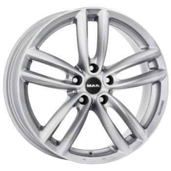 Billiga fälgar online  - 7X16 MAK Oxford Silver 5/112 ET52 CH66