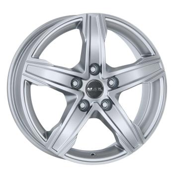 Billiga fälgar online  - 6,5X16 MAK King5 Silver 5/112 ET52 CH66