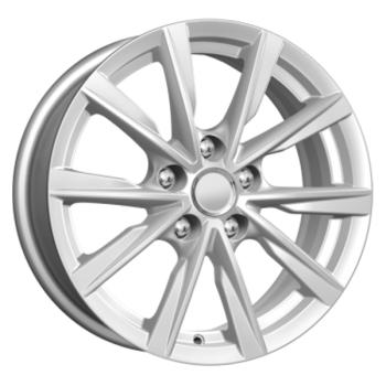 Billiga fälgar online  - 6,5X16 KIK KC682 Silver 5/112 ET42 CH57