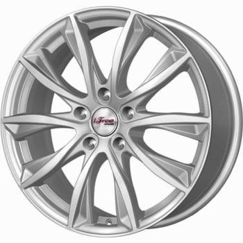 Billiga fälgar online  - 7,5X18 iFree Kazantip Silver 5/112 ET35 CH66
