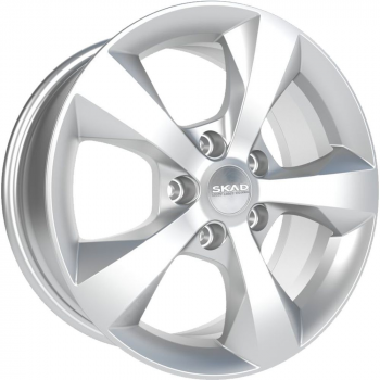 Billiga fälgar online  - 7X16 SKAD Koln Silver 5/112 ET38 CH66