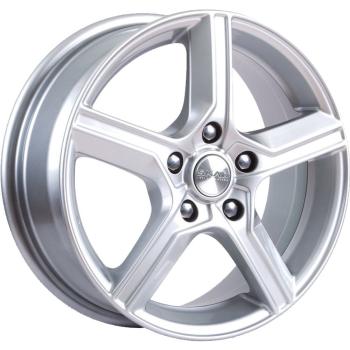 Billiga fälgar online  - 6,5X17 SKAD Drive Silver 5/112 ET39 CH66