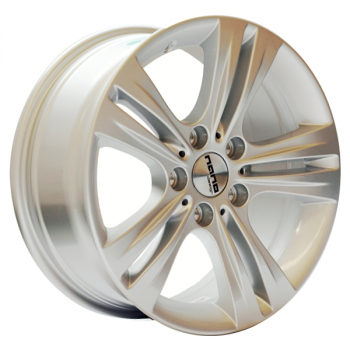 Billiga fälgar online  - 7,5X17 Nano L1220 Silver 5/120 ET37 CH72