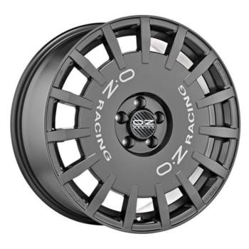 Billiga fälgar online  - 7X17 OZ Rally Racing Graphite 5/108 ET45 CH75