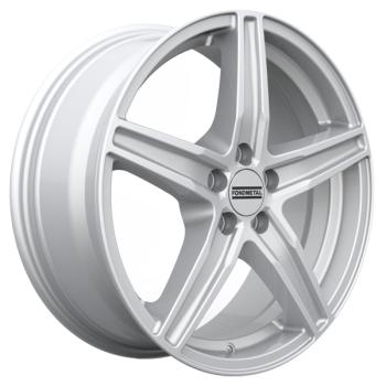 Billiga fälgar online  - 6,5X16 Fondmetal 8100 Gl Silver 5/114,3 ET40 CH75