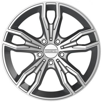 Billiga fälgar online  - 8X19 Fondmetal Alke Gl Silver 5/112 ET30 CH66