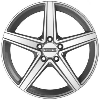 Billiga fälgar online  - 8X18 Fondmetal Ioke Gl Silver 5/112 ET38 CH66