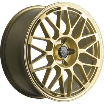 Billiga fälgar online  - 8X18 Fondmetal 9EVO Gold 5/112 ET26 CH75
