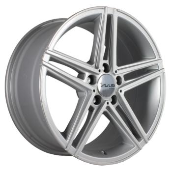 Billiga fälgar online  - 9,5X19 Avus AC515 Hyper Silver 5/112 ET35 CH66