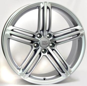 Billiga fälgar online  - 8,5X19 WSP Pompei Silver 5/112 ET43 CH66