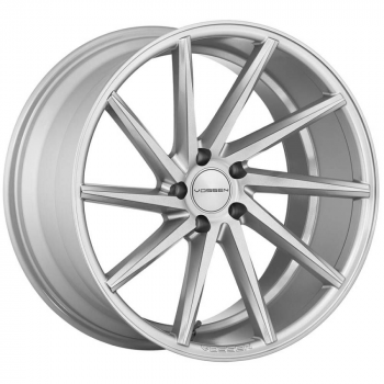 Billiga fälgar online  - 8,5X19 Vossen CVT Gloss Silver 5/112 ET30 CH66
